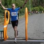 Grunewaldlauf - Mareks Zieleinlauf (Copyright http://www.helios-sport.de)