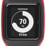 TomTom Runner Cardio_Rot-Schwarz_Ziel