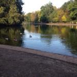 Platt Fields Park Manchester