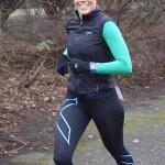 Laufen macht Spaß (Jessica)
