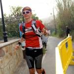 Einlauf Arteara - nun waren es noch 18 Km
