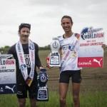 Sieger Darmstadt: Florian Neuschwander und Laura Biebach // Foto: Red Bull